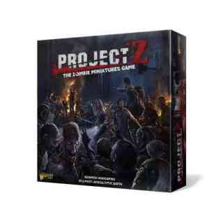 Project Z - The Zombie Miniatures Games
