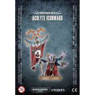 51-54 Genestealer Cults: Acolyte Iconward