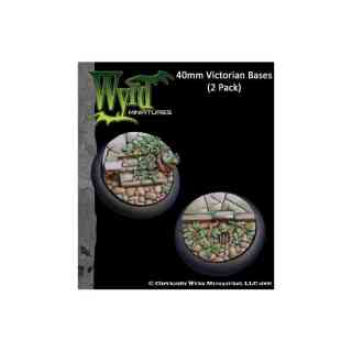 Base Inserts- Victorian Streets- 40mm