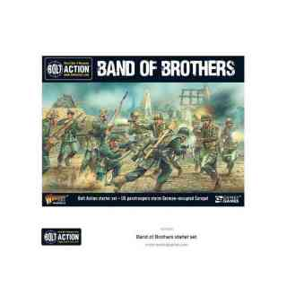 Bolt Action 2te Edition Starter Set Band of Brothers