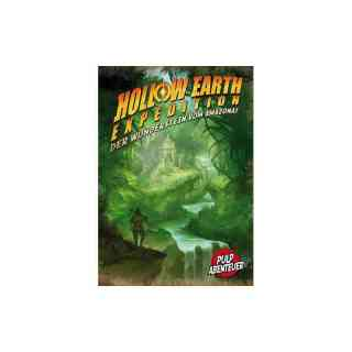 Hollow Earth: Der Wunderstein vom Amazonas