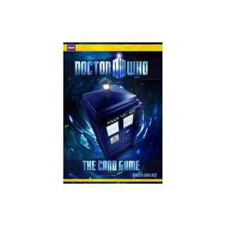 Doctor Who:: Card Game (2nd Edition)