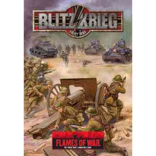 Flames of War Blitzkrieg - Early War Book