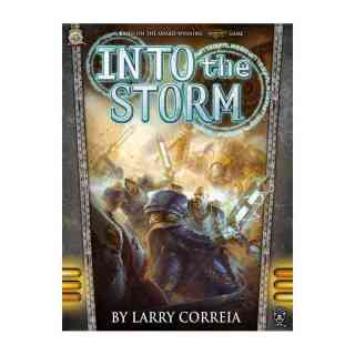 Into the Storm: The Malcontent