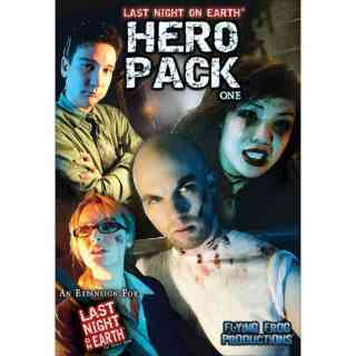 Last Night on Earth - Hero Pack1