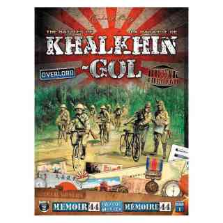 Memoir 44: The Battle Map Series II - V1 The Battles of Khalkhin-Gol
