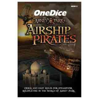 OneDice: Abney Parks Airship Pirates