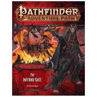 Pathfinder 105: The Inferno Gate (Hells Vengeance 3 of 6)