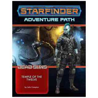Starfinder Adventure Path: Temple of the Twelve (Dead Suns 2 of 6)