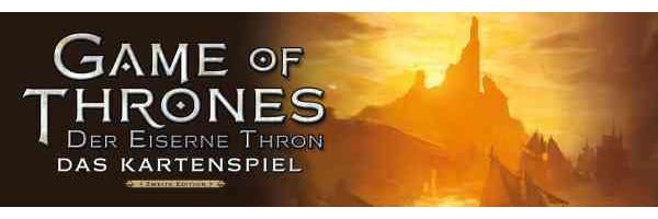 Game of Thrones 2nd. - Das Kartenspiel