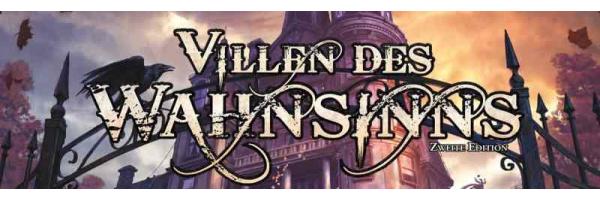 Villen des Wahnsinns 2nd Edition
