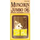 Munchkin Jumbo D6 (gelb)