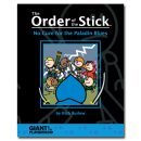 Order of the Stick: No Cure for the Paladin Blues
