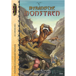 Myranische Monstren