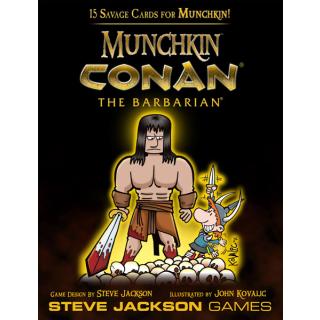 Munchkin Conan the Barbarian Booster