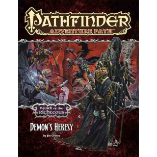 Pathfinder 75: Demons Heresy (Wrath of the Righteous 3 of 6)