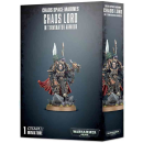 43-12 Chaos Space Marines Chaos Lord in Terminator Armour