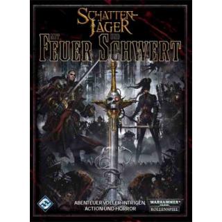 WH40K: Schattenjäger - Mit Feuer und Schwert (hc)