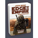 Star Wars - Edge of the Empire: Specialization Deck - Scout
