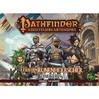 Pathfinder Abenteuerkartenspiel - Charakter Zusatzpack für Erwachen der Runenherrscher