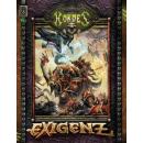 Hordes: Exigenz  (Hardcover dt.)
