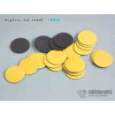Magnetfolien 30mm rund (25)