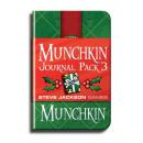 Munchkin Journal Pack  Pack 3 (3)
