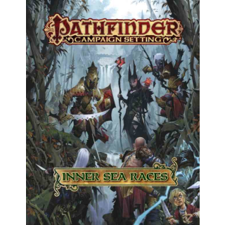 Pathfinder Campaign Setting: Inner Sea Races