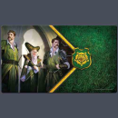 AGOT: The Card Game 2nd Ed. - The Queen of Thorns Playmat