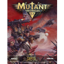 Mutant Chronicles: Capitol Sourcebook