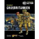 Bolt Action Armeebuch Großbritannien