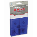 Star Wars X-Wing: Blue Bases and Pegs Expansion Pack