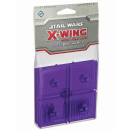 Star Wars X-Wing: Purple Bases and Pegs Expansion Pack