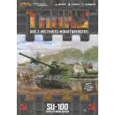 Soviet SU-100 / SU-85 - TANKS Erweiterungspack (deutsch)