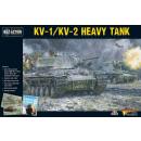 Soviet KV1/2 Tank