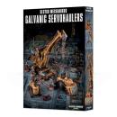 64-46 Sector Mechanicus: Galvanic Servo-Haulers