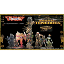 Dungeon Twister Forces of Darkness (8) (Blau)