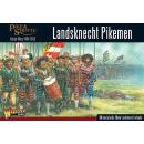 Landsknecht Pikemen