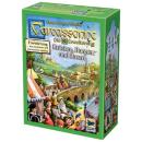 Carcassonne - Brücken, Burgen und Basare Erweiterung