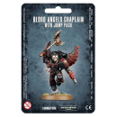 41-17 Blood Angels: Chaplain with Jump Pack