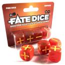 Fate Dice: Fire Dice