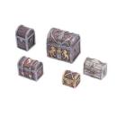 Reisetruhen und Kisten - Set 1