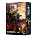 400-06 Adeptus Titanicus Warlord Battle Titan