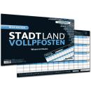 Stadt Land Vollpfosten - Erweiterung BLUE EDITION (im...