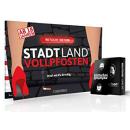 Stadt Land Vollpfosten - Rotlicht Edition (DinA4-Format)