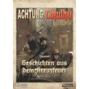 Achtung! Cthulhu - Spielleiterschrim & Geschichten...
