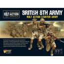 British 8th Army Starter Army