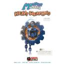 Momnster Lands - Heavy Weapons (5 Spieler Erweiterung)