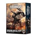 400-22 Adeptus Titanicus Warlord Titan with Plasma...