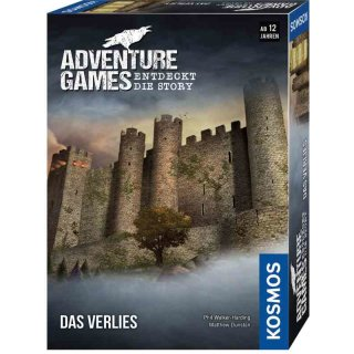 Adventure Games - Das Verlies